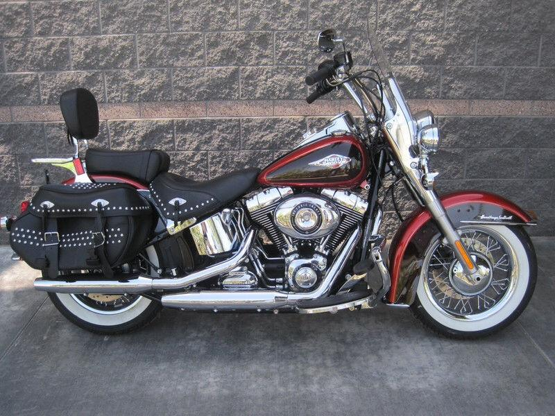 2013 HD Heritage Softail Classic