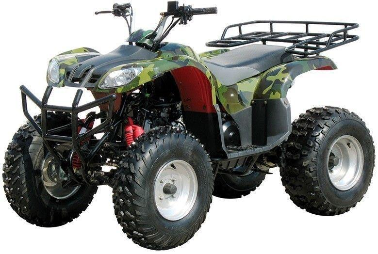 New Plastic Body Kit 150cc Utility ATV Quad Also 125cc 200cc Mid
