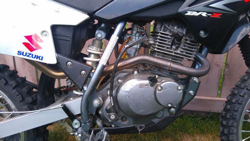 2007 Suzuki DRZ 125L $1700 obo