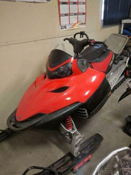 Need gone! 2006 rmk 900 in hinton