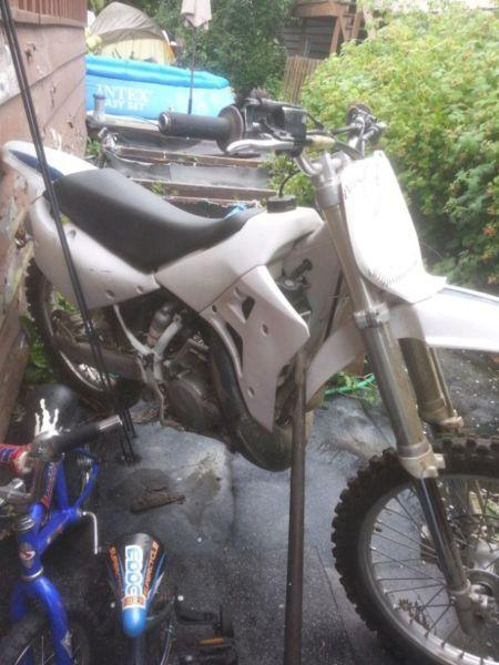 91 yz250 must sell