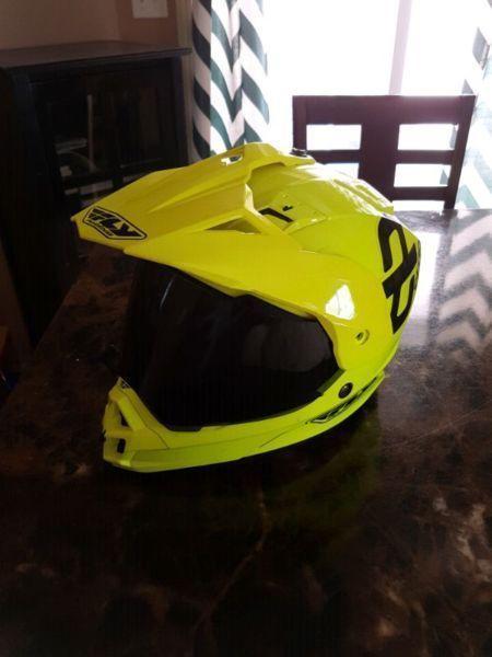 Fly Dual Sport Helmet