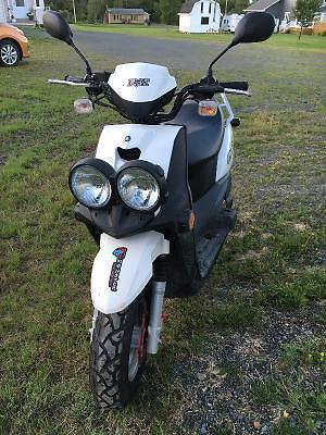 Scooter Yamaha BWS 2012 ***SOLD***