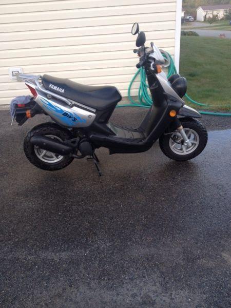 Yamaha Bws Scooter