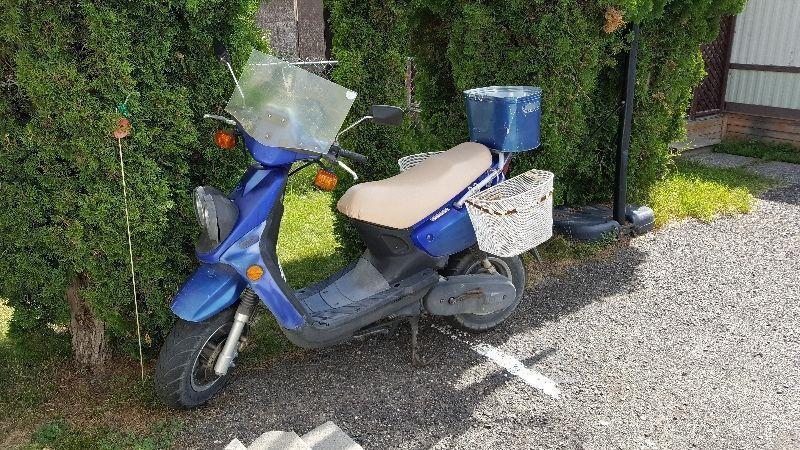 2003 Yamaha BW