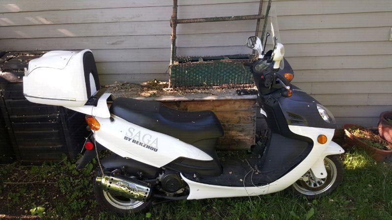49cc saga spectra scooter $900 OBO