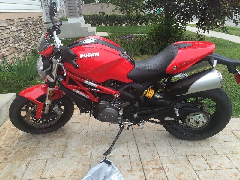 2014 Ducati Monster 796 ABS