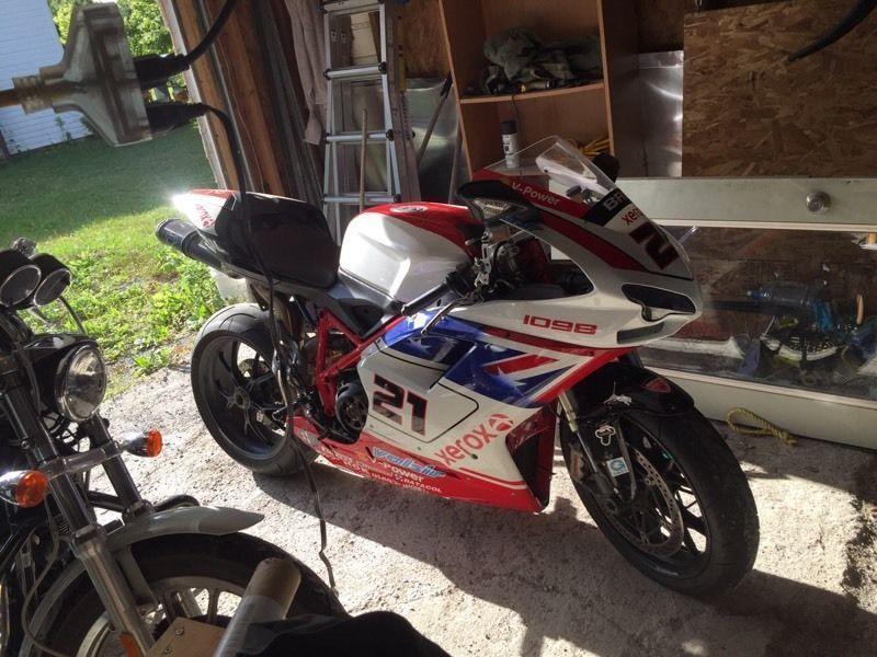 2007 Ducati 1098