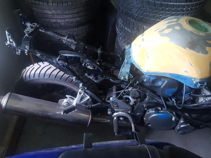 Mechanical Special GSX/Katana