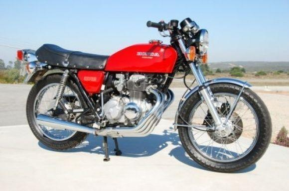 1976Honda CB 400F 6900 Plus other bikes included in price