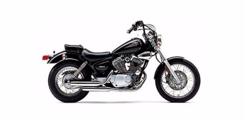 2004 Yamaha Virago 250cc