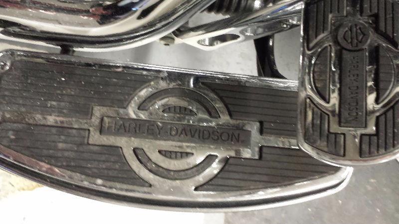 Custom Harley Softtail