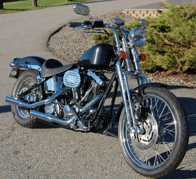 2015 Softail Custom
