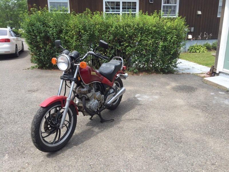 Yamaha Maxim 400 - Brick7 Motorcycle