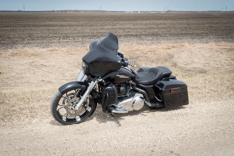 2008 Harley Davidson Street Glide FLHX 107