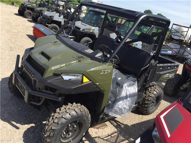 ** 2016 RANGER 900 XP GREEN - 3 SEAT - FACTORY CLEARANCE!
