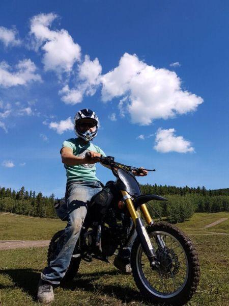 Wanted: 2009 Gio 125cc dirt bike