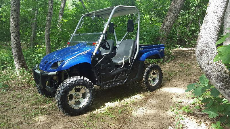 2006 Yamaha Rhino Special Edition,One Owner, Excellent Condition