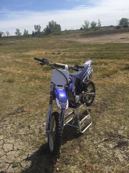 2011 yamaha YZ 85