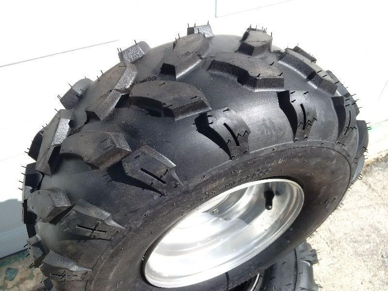 50% OFF New Tires 19x7-8 ATV Quad Front Rear 110 125 150 200cc
