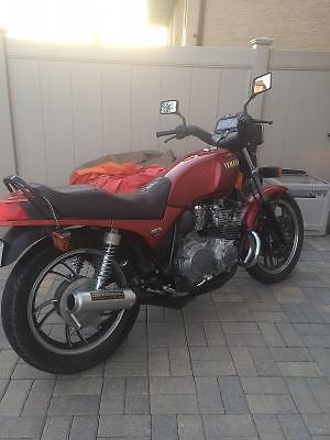 yamaha xj seca 750 brick7 motorcycle. Black Bedroom Furniture Sets. Home Design Ideas