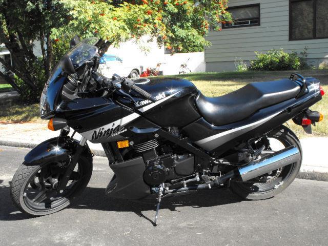 2005 Kawasaki Ninja 500R - Low KM EX500