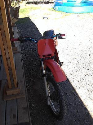 Honda 80cc dirt bike