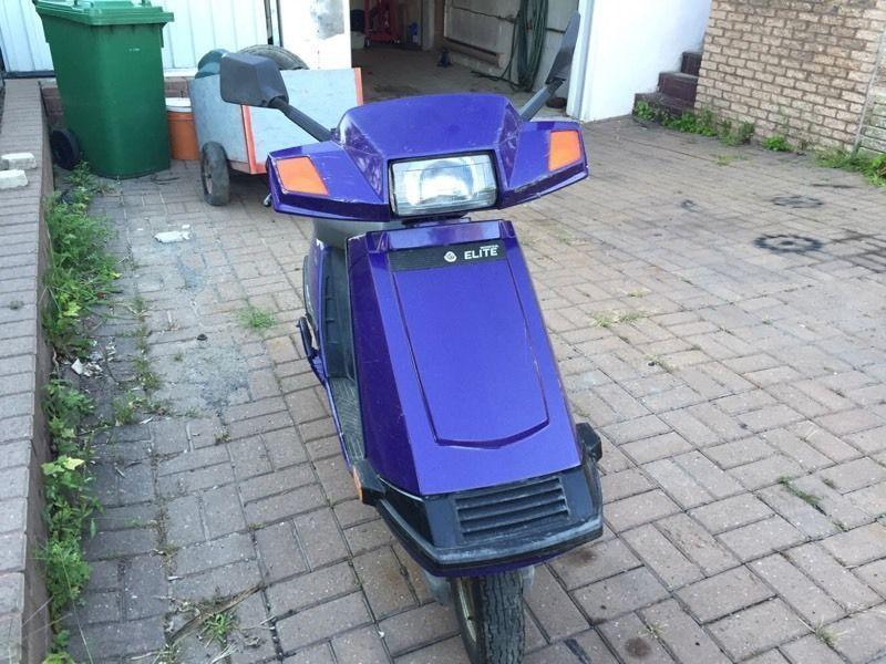 Scooter Honda