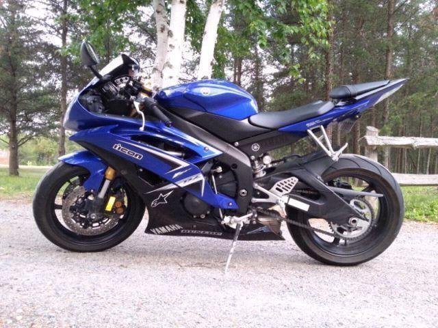 2009 Yamaha R6 - the best bike...EVER