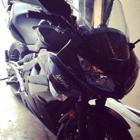 2011 Kawasaki Ninja 400