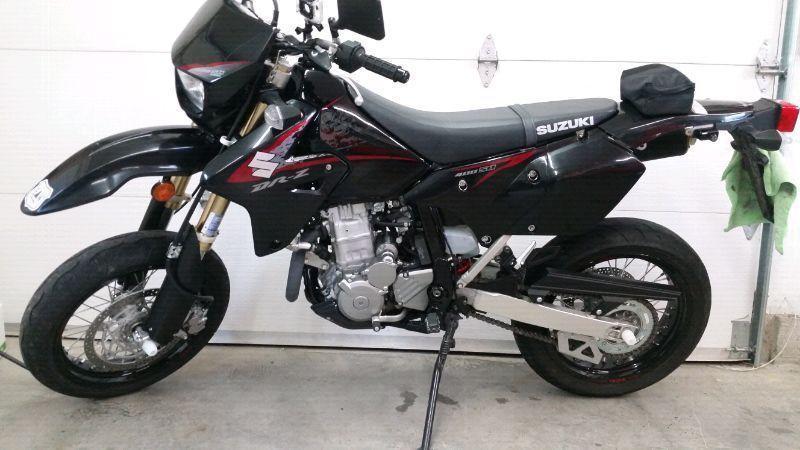 Suzuki Drz Battery Upgrade