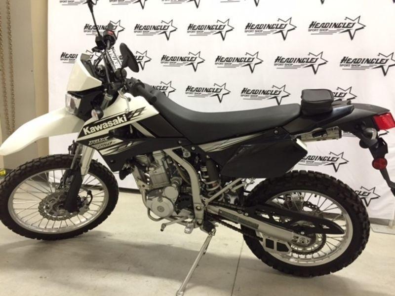 2013 Kawasaki KLX 250S
