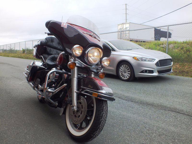 1991 Harley Davidson E-Glide Classic