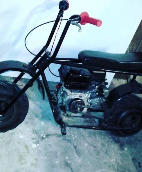 196cc mini Baja bike