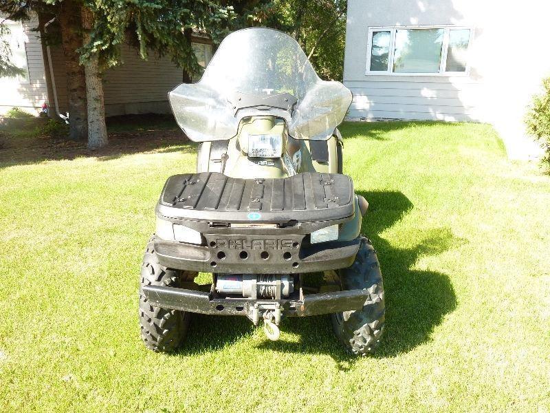 2004 polaris atp pickup
