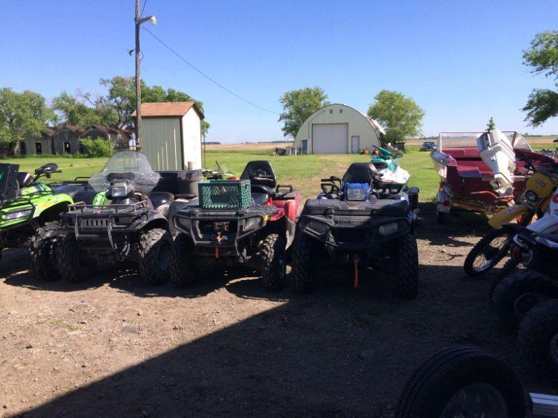 ATV and SNOWMOBILE REPAIRS!!!