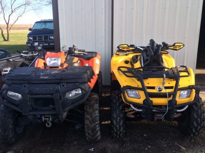 ATV and SNOWMOBILE REPAIRS!!!