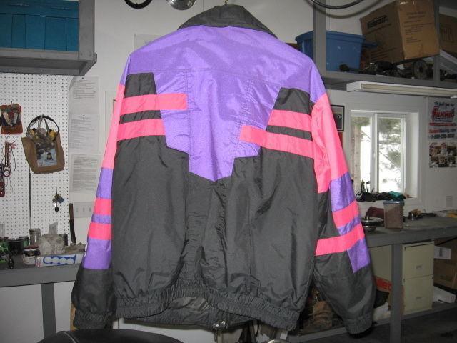 Ski-Doo vintage jacket