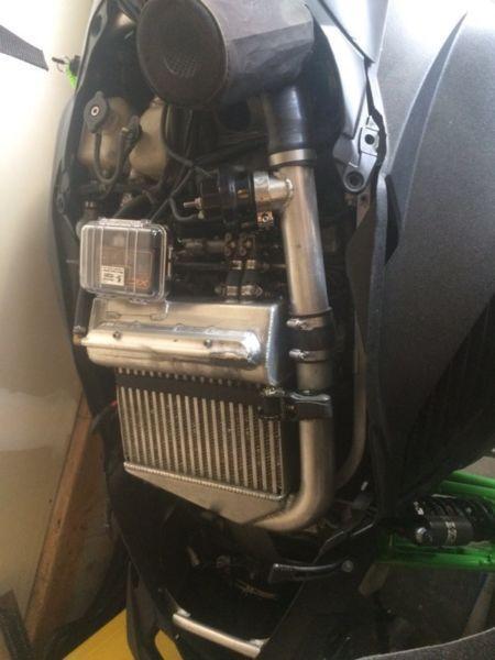 2009 Yamaha apex 400hp 174