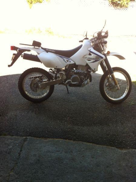 Like New 2013 DRZ 400S For Sale