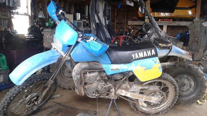 Yamaha it 250 for sale brick7 motorcycle for Yamaha 250 scrambler for sale