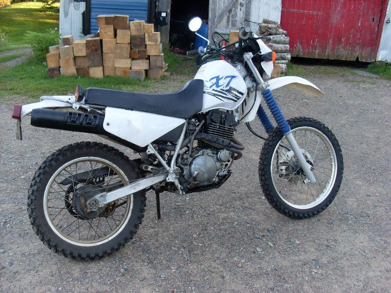 Yamaha xt 350 for sale brick7 motorcycle for 2001 yamaha pw80 for sale