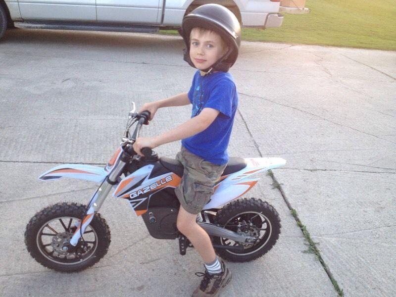 Kids dirt bike
