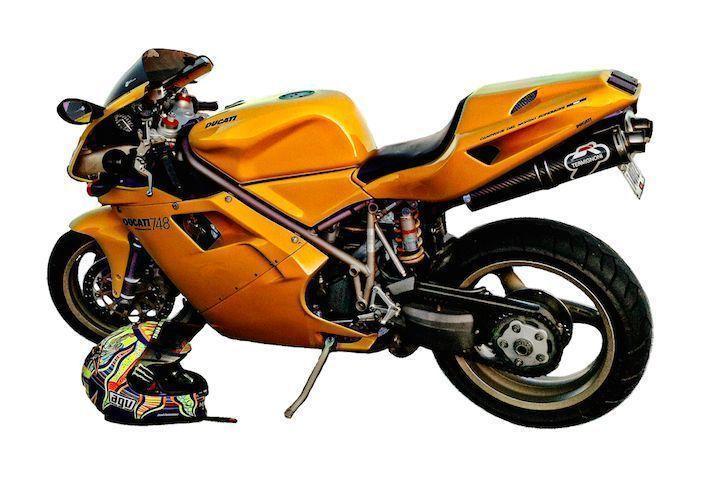 748 Ducati Desmoquattro