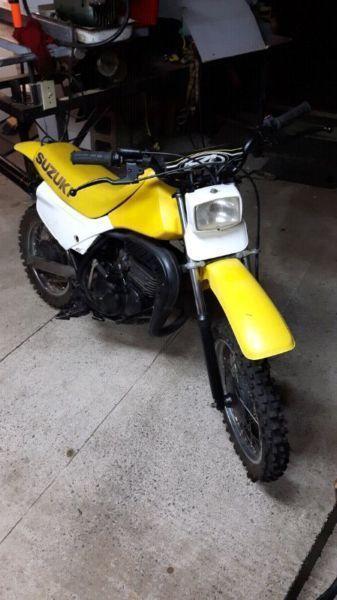 Suzuki ds80 1996