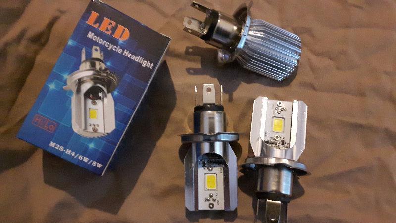 H4 12 VOLT LED HEAD LIGHT