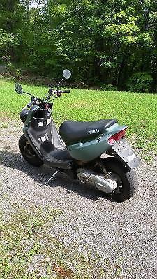 yamaha bws sport 2006 70cc
