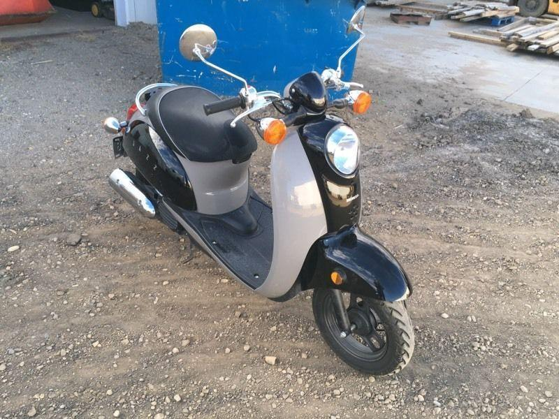 Honda Jazz Scooter