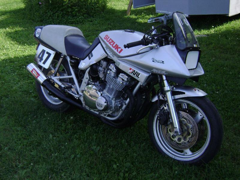 1982 Suzuki Katana
