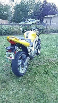 2004 Suzuki SV650